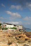 Paesino di pescatori del mun di Yue dei leu Fotografia Stock