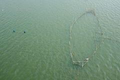 Paesino di pescatori lungo del galleggiante del figlio, figlio lungo, Hai lungo Fotografia Stock