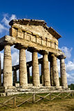 Paestum Stock Photo