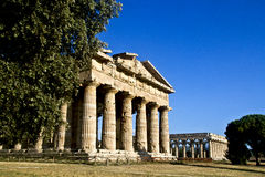 Paestum Stock Photography