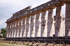 Paestum Royalty Free Stock Images
