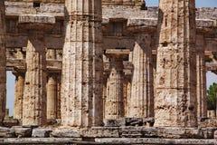 Paestum Foto de archivo