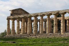 Paestum Fotos de Stock Royalty Free