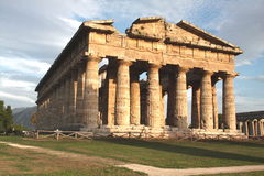 Paestum Stock Image