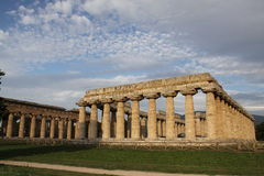 Paestum Royalty Free Stock Photos
