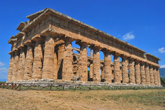 Paestum Royalty Free Stock Photography