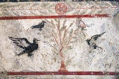 Paestum, Itália Imagens de Stock