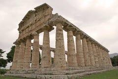 Paestum, Italië Stock Fotografie