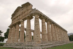 Paestum, Italy Stock Photography