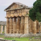 Paestum Royalty Free Stock Image