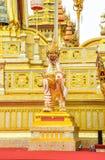 Paffuto, creature mitiche della leggenda asiatica 171105 0522 immagine stock