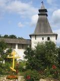 Pafnutiev-Borovskiy monastery, Borovsk, Russia Royalty Free Stock Photo