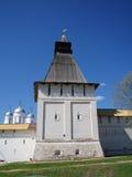Pafnutyev-Borovskiy klooster, Borovsk, Rusland Stock Foto