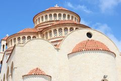 Pafo, Cipro Fotografie Stock Libere da Diritti