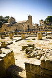 Pafos, cyprus Royalty Free Stock Photos