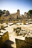Pafos, cyprus Royalty Free Stock Photos