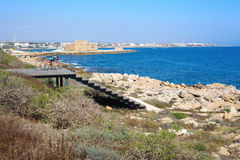 Pafos Stock Image