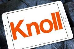 Pagórek meblarskiej firmy logo zdjęcia stock