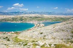 Pag Хорватия Стоковое Изображение