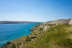 Pag Хорватия Стоковая Фотография RF