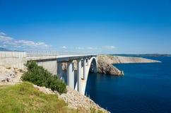 Pag Хорватия Стоковое фото RF