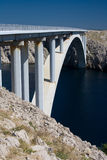 Pag bridge Royalty Free Stock Photography