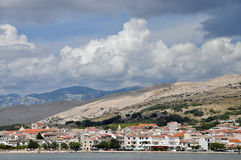 Pag, Croatia Stock Images