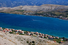 Pag - Croatia Royalty Free Stock Photos