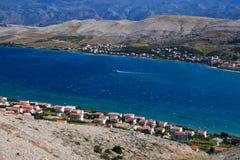 Pag - Croatia Fotos de Stock Royalty Free