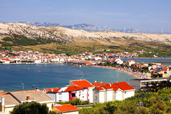 PAG - Croatia Royalty Free Stock Images