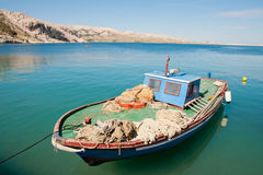 Pag island Royalty Free Stock Image