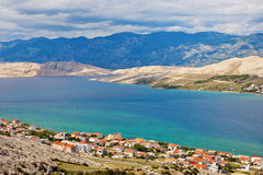 Pag island, Croatia Stock Images