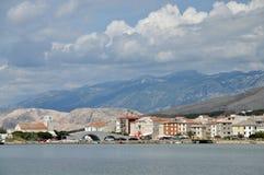 Pag, Kroatië Royalty-vrije Stock Afbeeldingen
