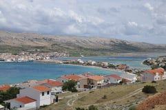 Pag, Kroatien Imagen de archivo