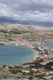 Pag, Kroatien Stock Afbeeldingen