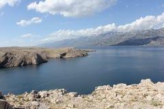 Pag-Kroatien Royaltyfria Bilder