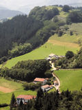 Paga o basque Fotos de Stock Royalty Free