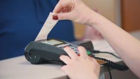 Pagamento com cartão de crédito, serviços da compra Fotografia de Stock Royalty Free