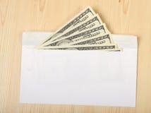 Pagamento em dinheiro Fotos de Stock