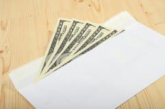 Pagamento em dinheiro Imagem de Stock Royalty Free