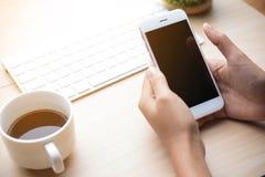 Pagamento móvel, fotos de stock royalty free