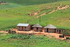 Pagamento rural - África do Sul foto de stock royalty free