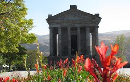 Pagan temple Stock Images
