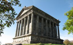 Pagan temple Royalty Free Stock Photo