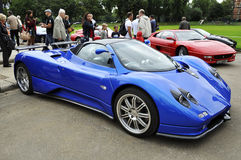 A Pagani Zonda F Royalty Free Stock Photos