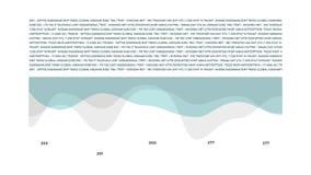 Page animée abstraite de rapport de données illustration libre de droits