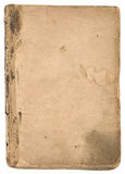 Page antique de livre Image stock