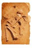 Page archéologique Images libres de droits