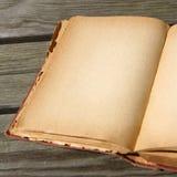 Page blanc Photographie stock libre de droits
