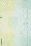 Page blanc de passeport Image libre de droits